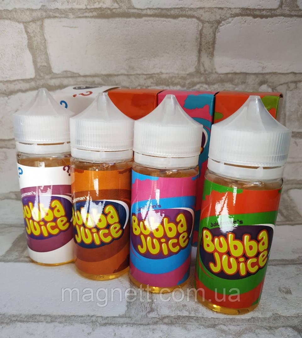 Жидкость для электронных сигарет с никотином Bubba Juice 3мг 100мл