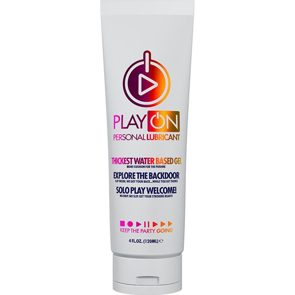 Смазка на водной основе PlayOn - H2O