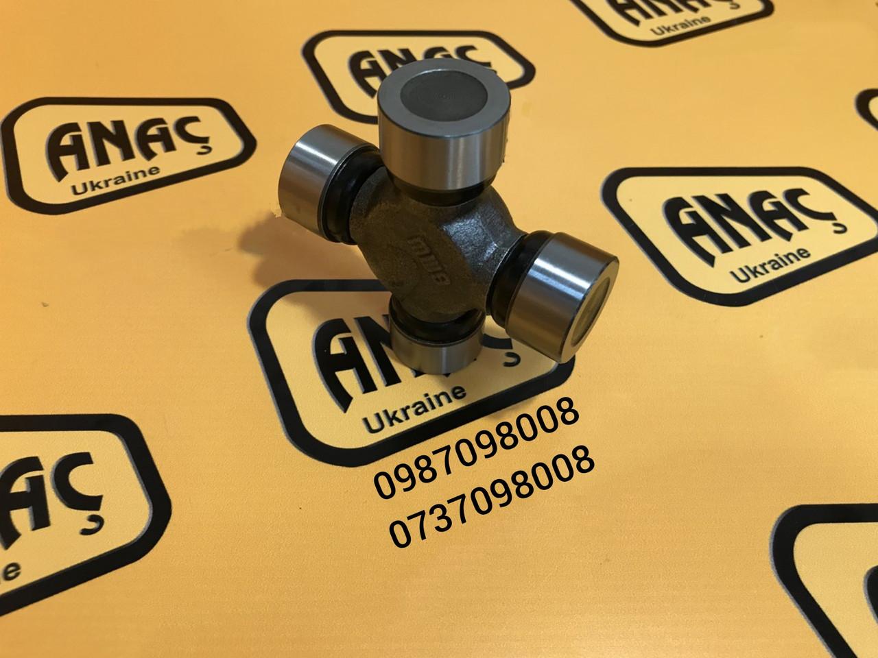 Крестовина для передней полуоси (30х82) на JCB 3CX, 4CX  номер : 914/80207, 914/80206, 914/86202, 333/G3318