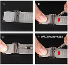 Ремешок SIKAI Milanese для Xiaomi AMAZFIT Pace / Stratos / 22 мм  миланская петля на застежке, фото 3