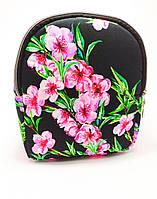 Детский рюкзак, Рюкзак для девочки цветочки