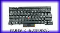 Клавиатура для ноутбука LENOVO (Thinkpad: T430, T430i, T430S, T530, T530I, X230, X230i, X230S) rus, black