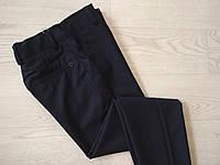 Школьные брюки без стрелок для мальчика р. 122, 128, 134, 140, 146, фото 1
