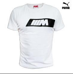 Мужская футболка. Реплика PUMA PUMA BMW. Мужская одежда