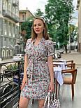Женское платье с поясом (в расцветках), фото 3