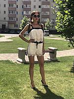 Жіночий костюм з гіпюру Poliit 7143