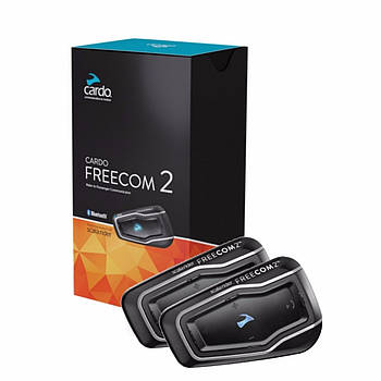 МОТОГАРНИТУРА Cardo Scala Rider Freecom 2+, Dual Pack