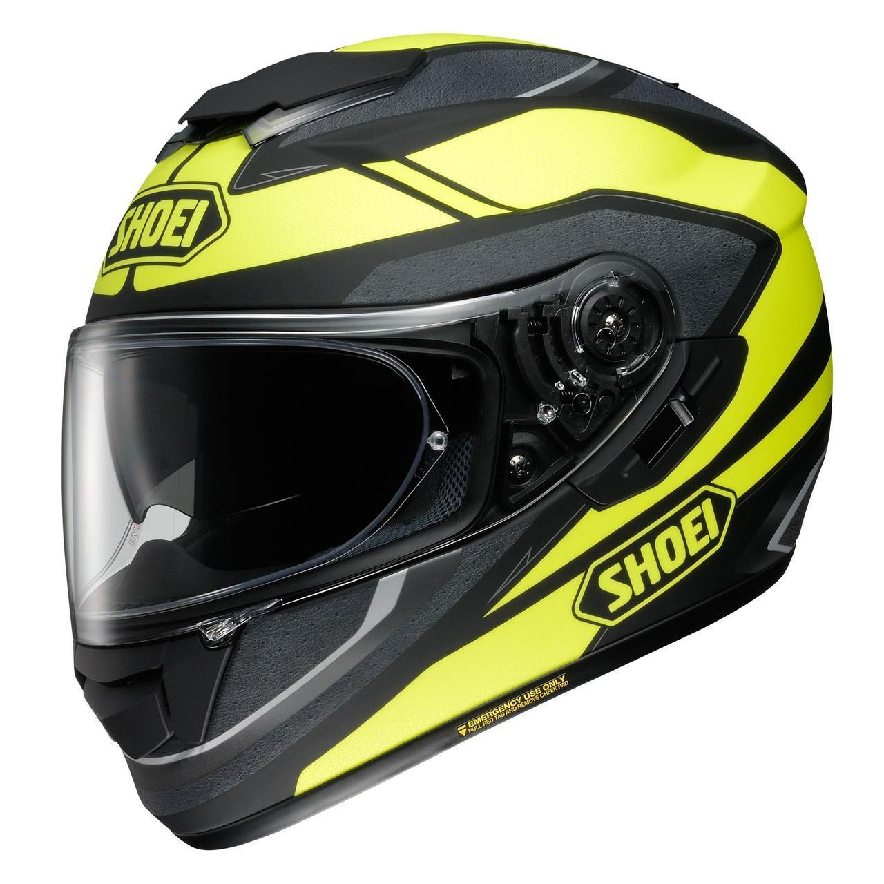 МОТОШЛЕМ SHOEI GT-Air Swayer TC-3, L
