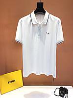 Футболка Fendi мужская (Фенди) арт. 49-03