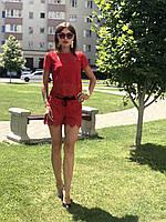 Жіночий гіпюровий костюм Poliit 7142