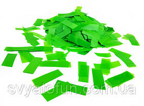 Конфетти Метафан, цвет зеленый, 50 г.