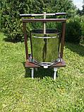 Пресс для сока ручной Вилен 25 литров нержавейка, фото 2