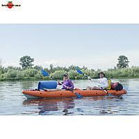 Байдарка надувная Aльфа-Зет-370 (двухместная), каяк, лодка