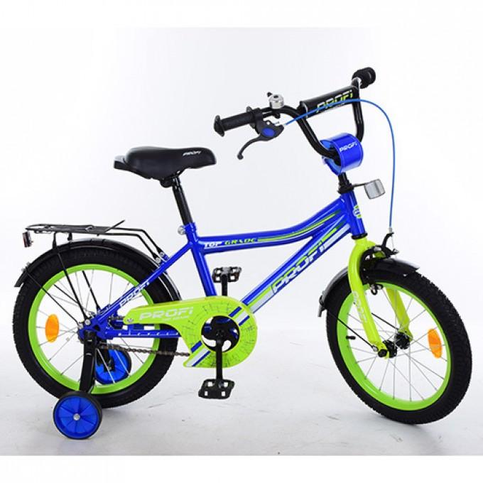 "Велосипед PROFI 14"" L14103 Blue"