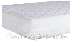 Детский матрас в кроватку Comfort Elite - 10 см. (кокос, полиуретан, кокос) белый