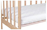 Детский матрас в кроватку Comfort Elite - 10 см. (кокос, полиуретан, кокос) белый, фото 2