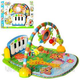 Детский игровой коврик Пеанино