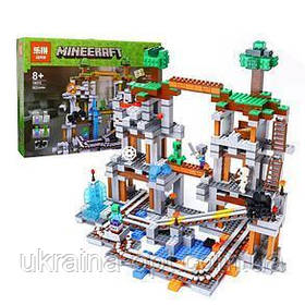 Конструктор Lepin серия Minecraft 18011 Шахта (аналог Lego Майнкрафт, Minecraft 21118)