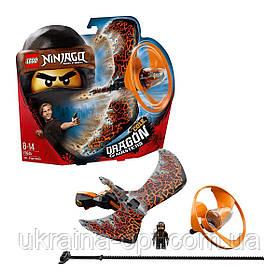 Детский конструктор  NINJA BELA Мастер Dragon, конструктор лего
