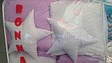 Набор постельного белья в детскую кроватку, фото 2