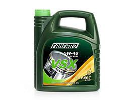Моторна олива Fanfaro VSX 5W-40 4 л (285660)