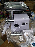 Электромясорубка + соковыжималка Rainberg RB-6303 (реверс) 2200W, фото 3