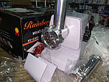 Электромясорубка + соковыжималка Rainberg RB-6303 (реверс) 2200W, фото 6