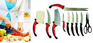 Чудовий набір кухонних ножів Contour Pro Knives (Контр Про), фото 3