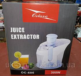 Электрическая соковыжималка Octavo OC-686 (300W)