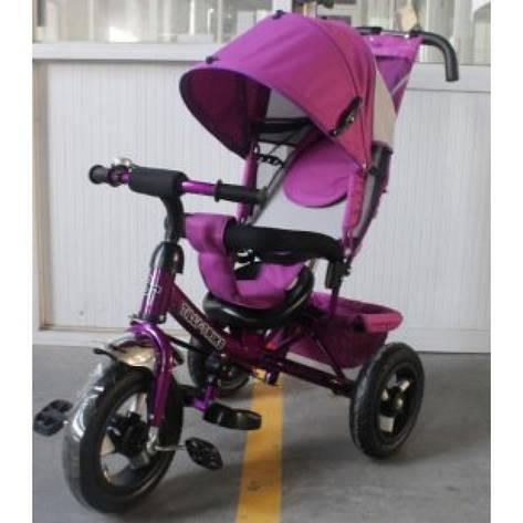 Детский трехколесный велосипед TILLY Trike (T-364 ФИОЛЕТОВЫЙ), фото 2
