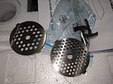Электромясорубка Rainberg RB-6304 (реверс) 2200W, фото 4