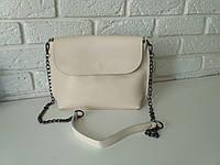"""Женская кожаная сумка """"Патрисия  White"""", фото 1"""