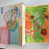 Развивающий коврик с детскими мелодиями НЕ 0639, фото 3