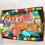 Развивающий коврик с детскими мелодиями НЕ 0639, фото 4