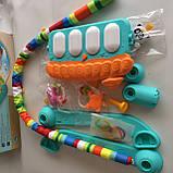 Развивающий коврик с детскими мелодиями НЕ 0639, фото 5