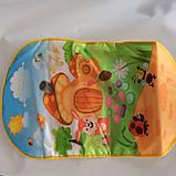 Развивающий коврик с детскими мелодиями НЕ 0639, фото 6