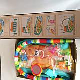 Развивающий коврик с детскими мелодиями НЕ 0639, фото 7