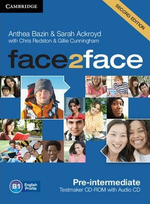 Face2Face 2nd Edition Pre-Intermediate Testmaker CD-ROM and Audio CD, фото 2