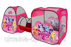 Детская палатка M 3777 LP  Little Pony