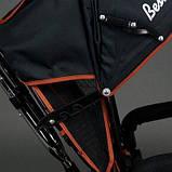 Велосипед трехколесный красный Best Trike 6588 В, фото 6