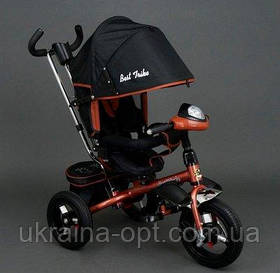 Трехколесный велосипед 7700 В - 6670 Best Trike Бронзовый