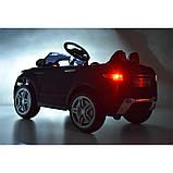 Детский электромобиль M 3213EBLRM-2 Range Rover, фото 5