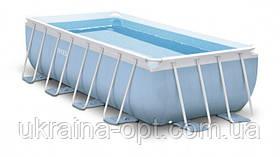 Прямоугольный каркасный бассейн Intex 26776 Prism Frame