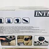 Насос универсальный Intex 66642 BATTERY PUMP работает от аккумулятора с насадками, фото 3