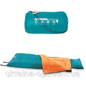 Спальный мешок.Размер 195х84 см. Водонепроницаемый. Bestway 68055