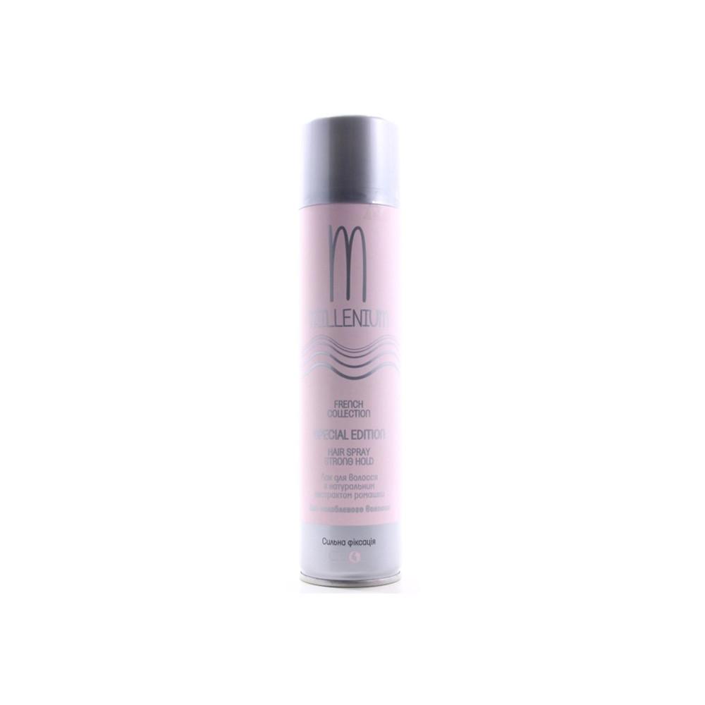 Лак для ослабленных волос Millenium Ромашка 250 мл