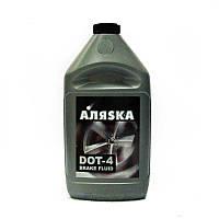 Тормозная жидкость DOT-4 Гост (1 л)