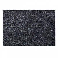 Набір Фетр м'який з гліт., чорний, 21 * 30см (10л) Santi