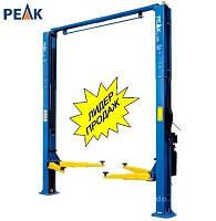 Подъемник для сто, двухстоечный, PEAK 208.Продаём подъёмники для СТО.