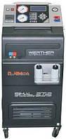 Установка для заправки автомобильных кондиционеров со встроенным принтером AC960 WERTHER (Италия).